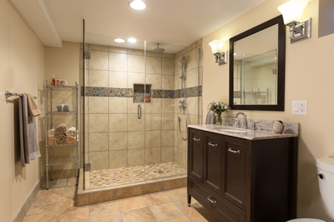 Golf Bathroom Remodelers