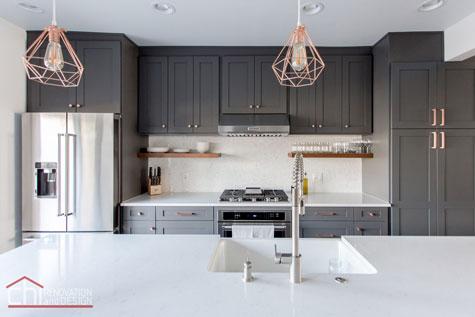 Glen Ellyn Kitchen Remodelers