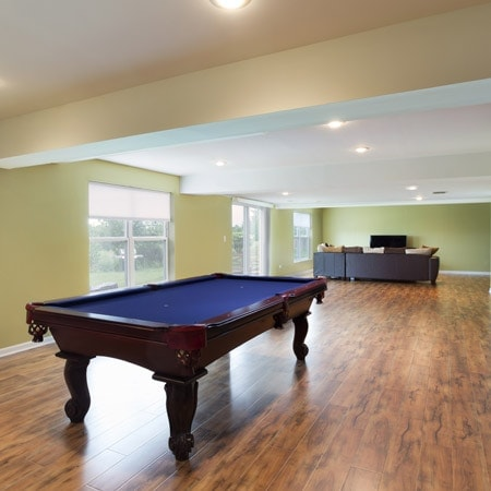 Golf Basement Renovations