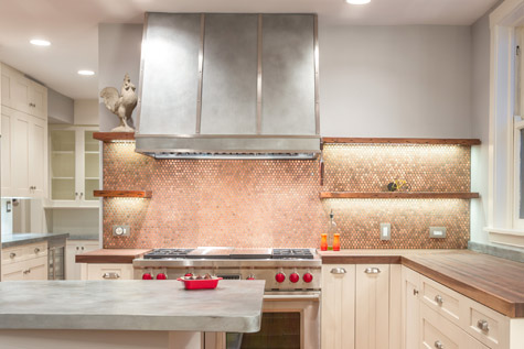 River North Kitchen Remodelers