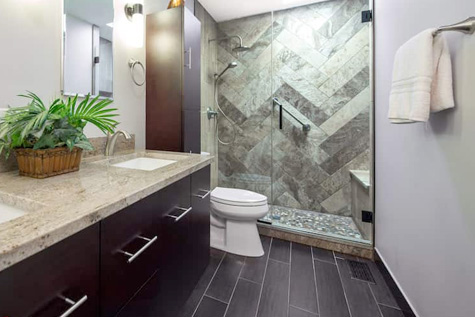 Logan Square Bathroom Remodeler Chicago