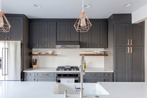 Logan Square Kitchen Remodeler