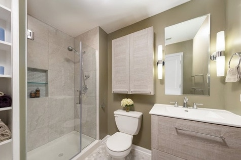 Wrigleyville Bathroom Remodelers