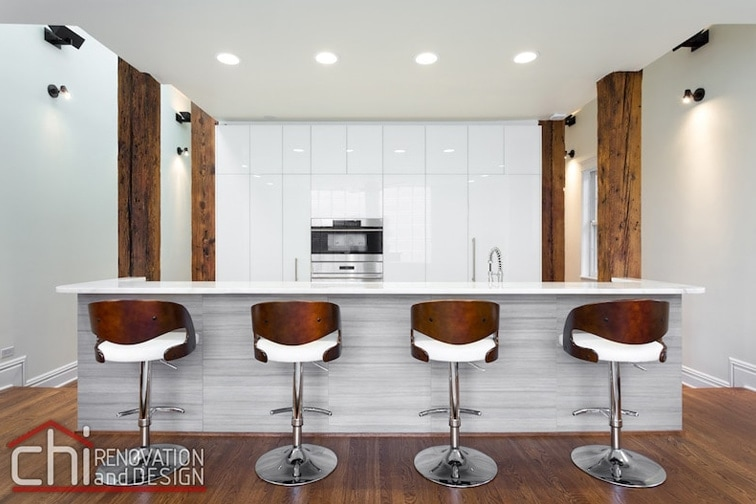 Contemporary Chicago Kitchen