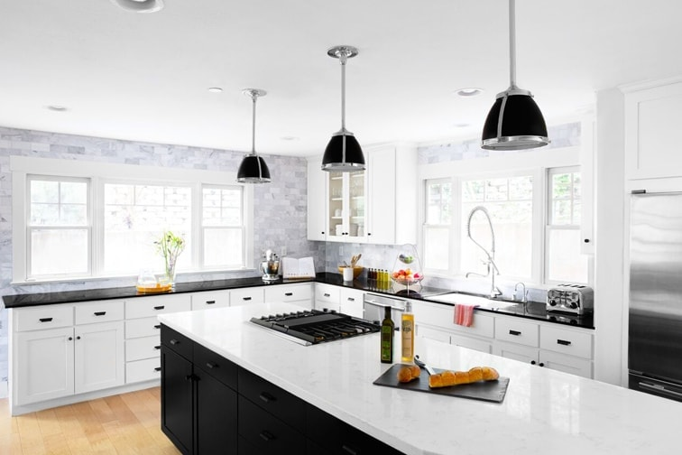 Kitchen Interior Design Florence Avenue