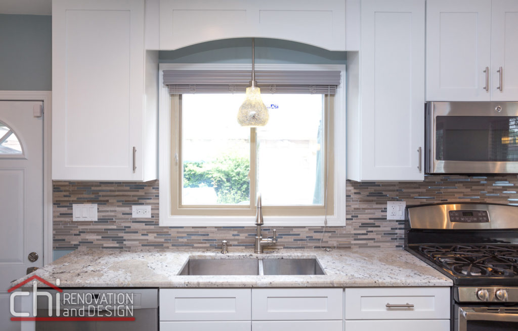 Morton Grove Kitchen Sink Remodel