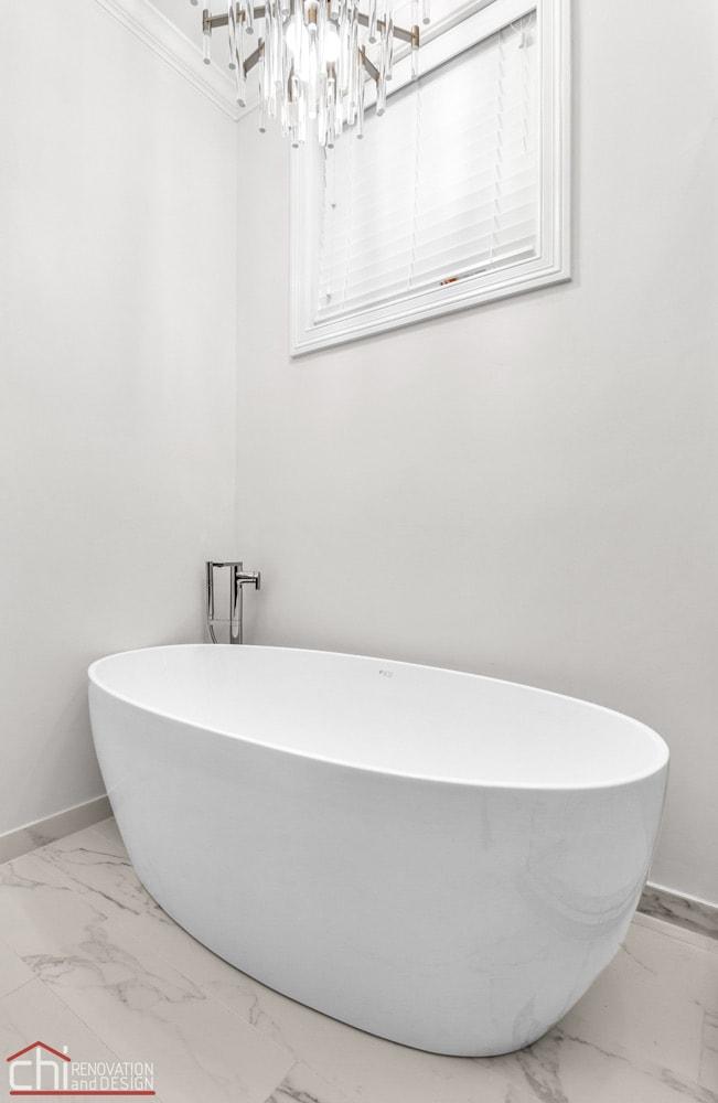 Ranch Triangle Chicago Bathtub Remodel