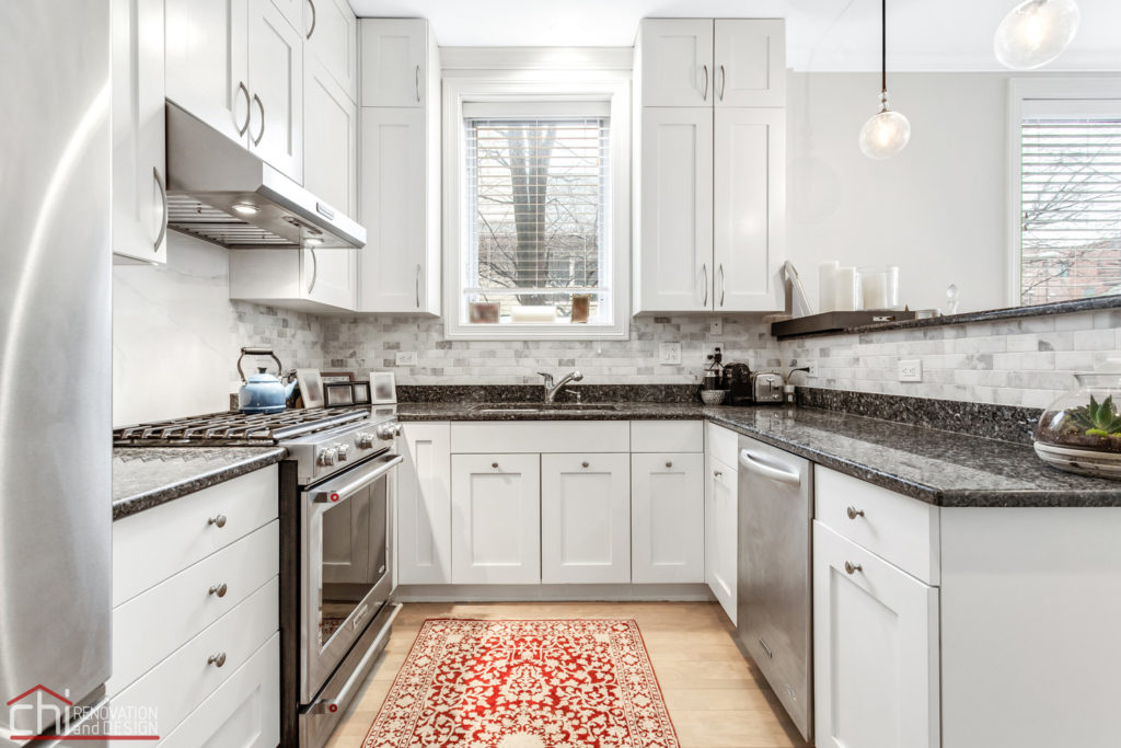 Ranch Triangle Chicago Kitchen Renovation