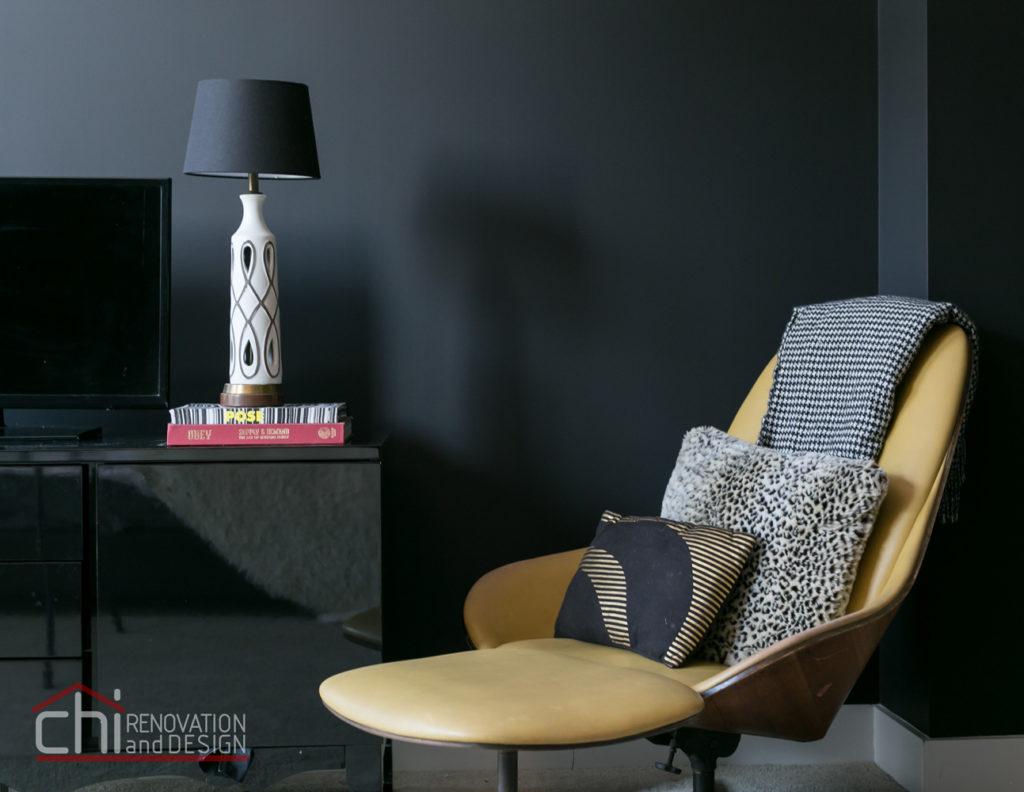 Artistic Urban Chicago Custom Chair Design