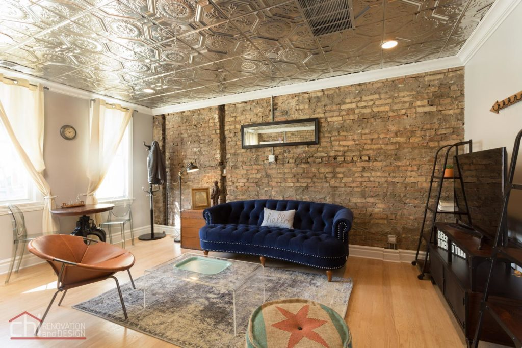 Avondale Airbnb Rental Chicago Remodelers