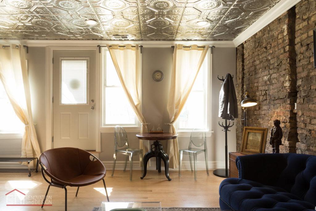 Avondale Airbnb Rental Living Area Remodelers
