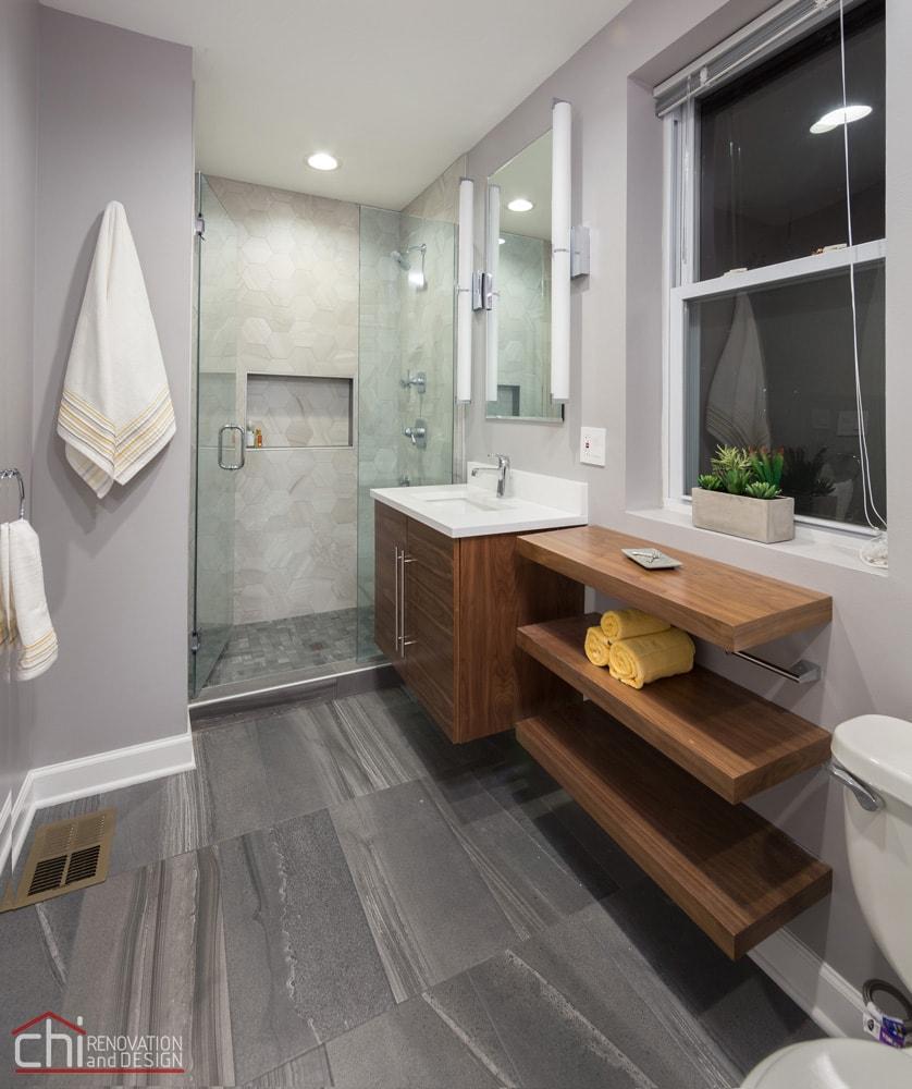 Bathroom Renovation Wicker Park