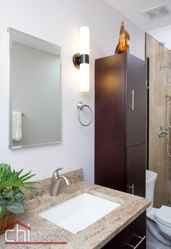 Bridgeport Ensuite Bathroom General Contractors