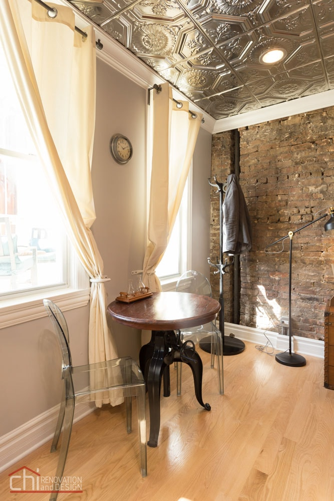 Chicago Avondale Airbnb Rental Remodelers