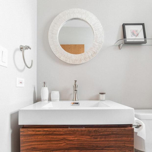 Chicago Basement Bathroom Design