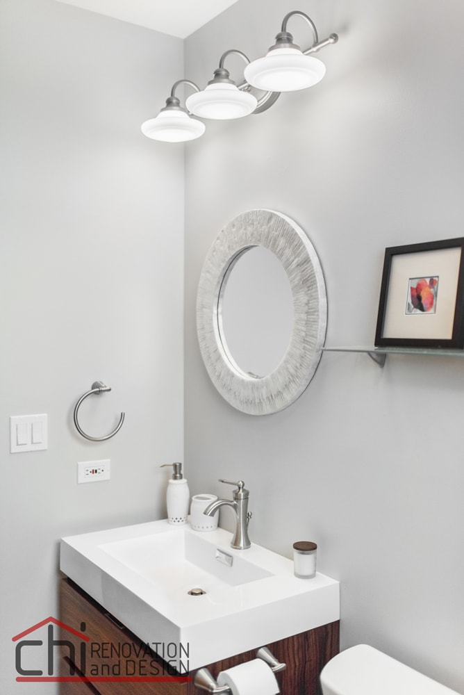 Chicago Basement Bathroom General Contractor