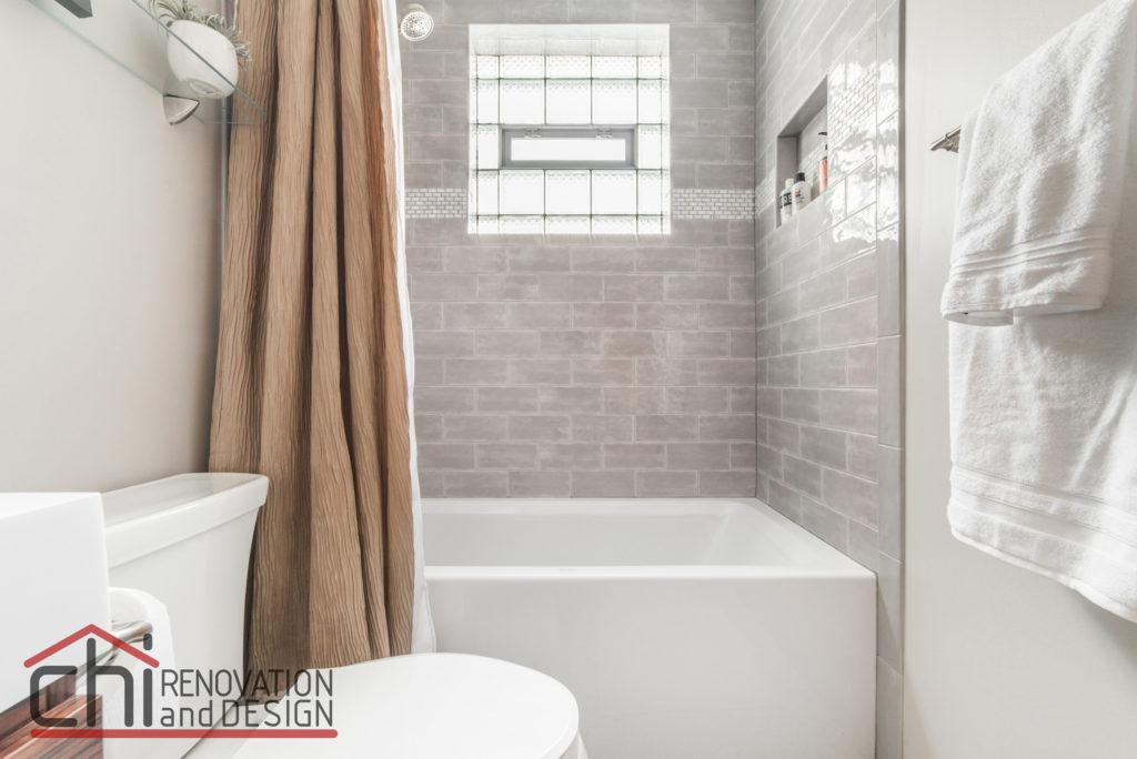 Chicago Basement Bathroom Remodeling