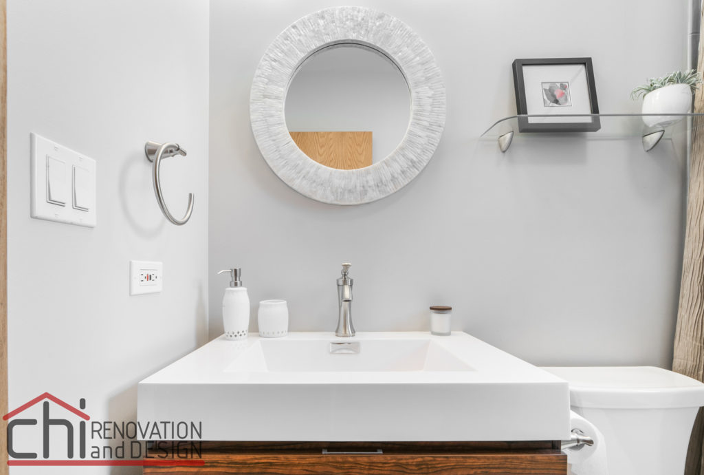 Chicago Basement Bathroom Renovation