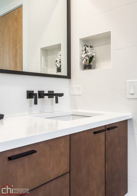 Chicago Bathroom Sink Renovation