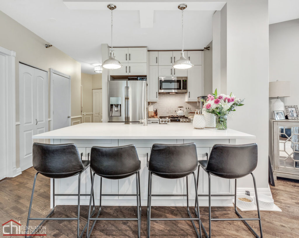 CHI | Chicago Condo Kingsbury Kitchen Renovation
