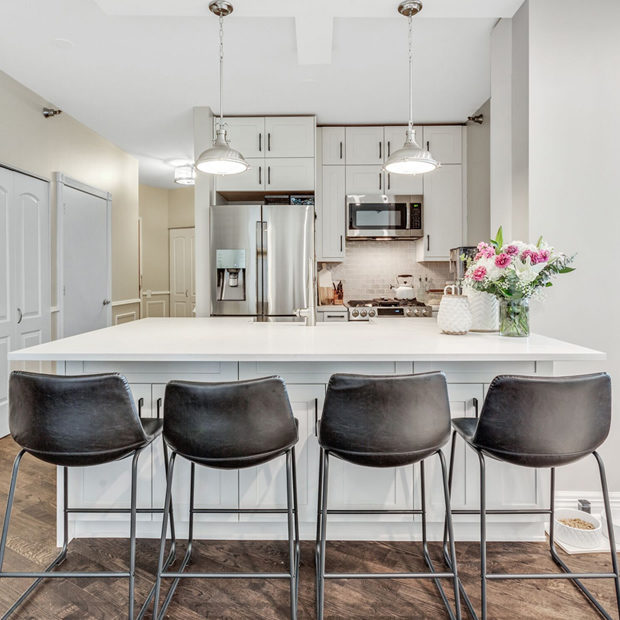 Chicago Condo On Kingsbury St Remodeling