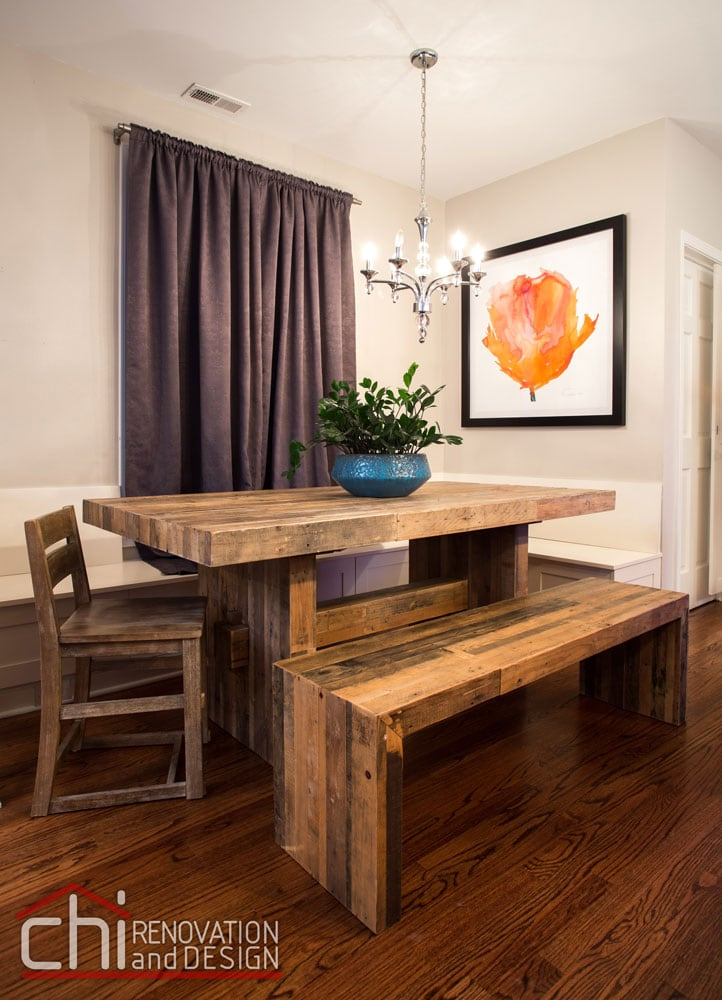 CHI | Chicago Dining Area Remodel