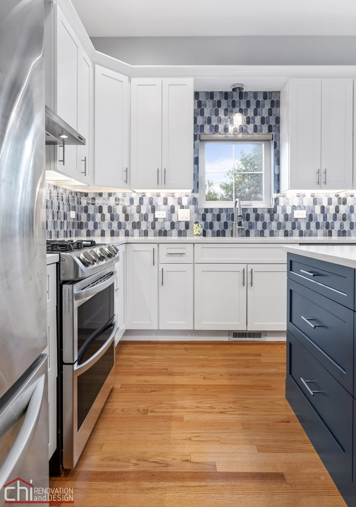 Chicago Kitchen Remodel Design