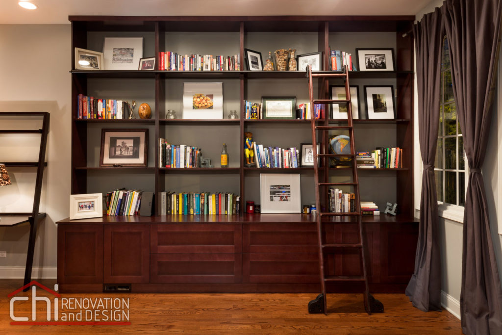 CHI | Chicago Library Remodeling