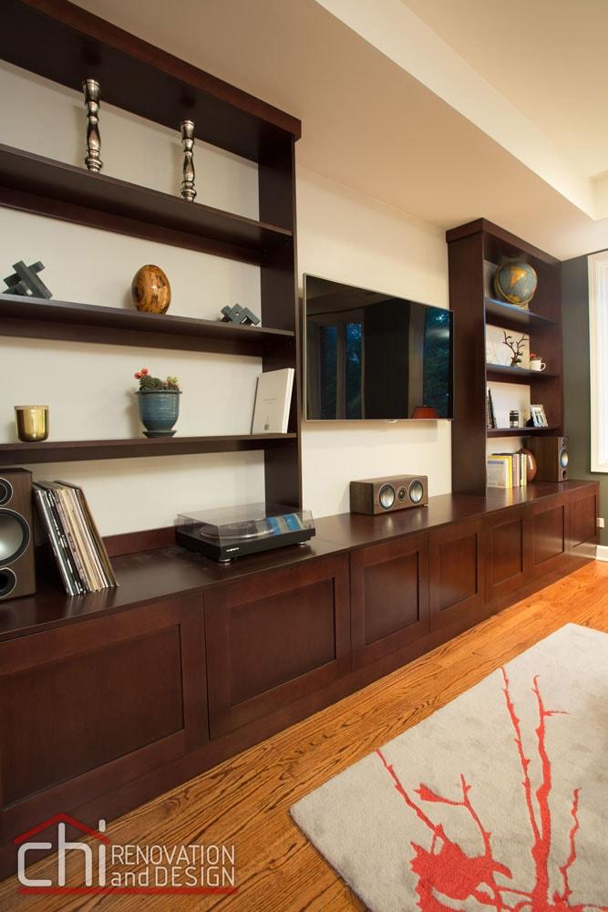 CHI | Chicago Living Room General Contractors