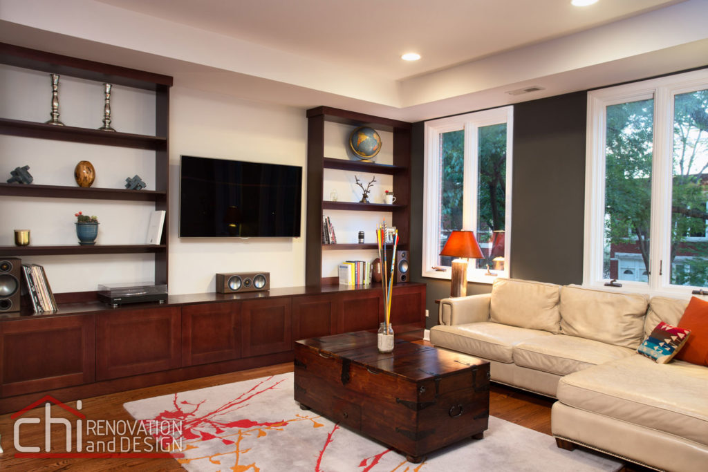 CHI | Chicago Living Room Remodelers