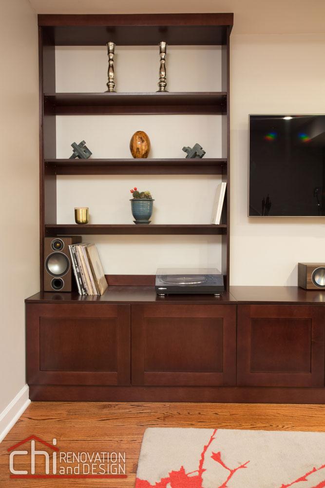 CHI | Chicago Living Room Remodeling