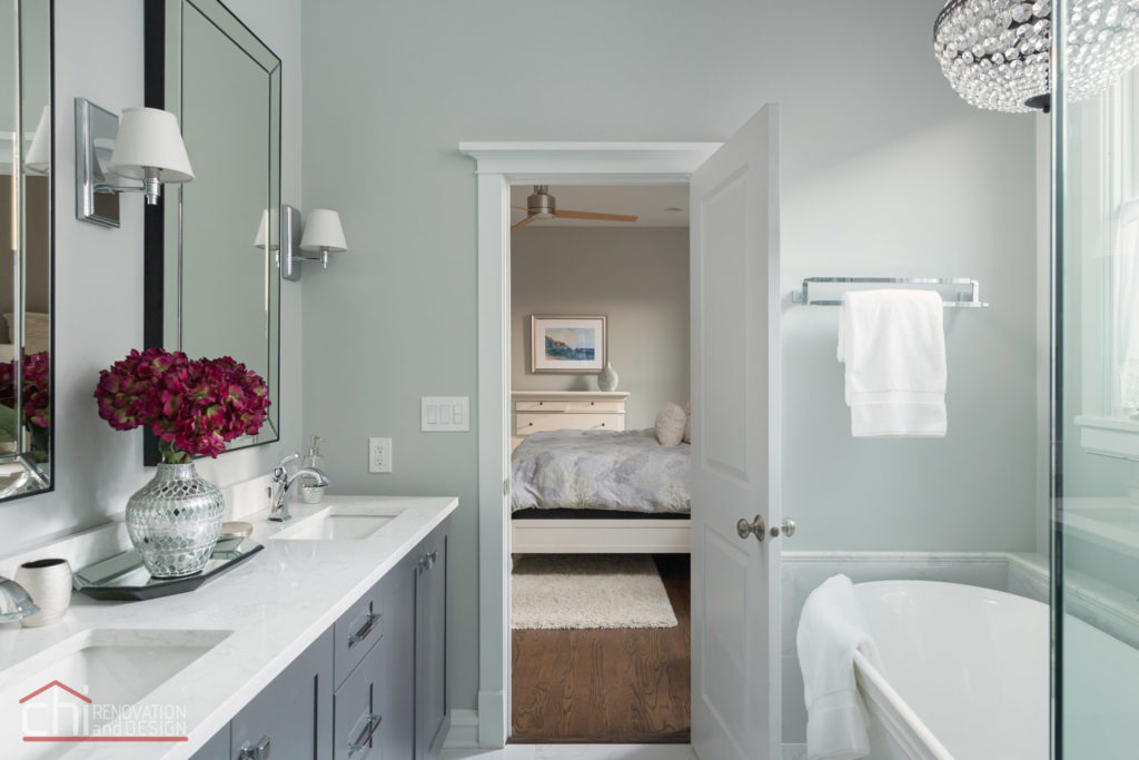 CHI | Chicago Master Bathroom Decor