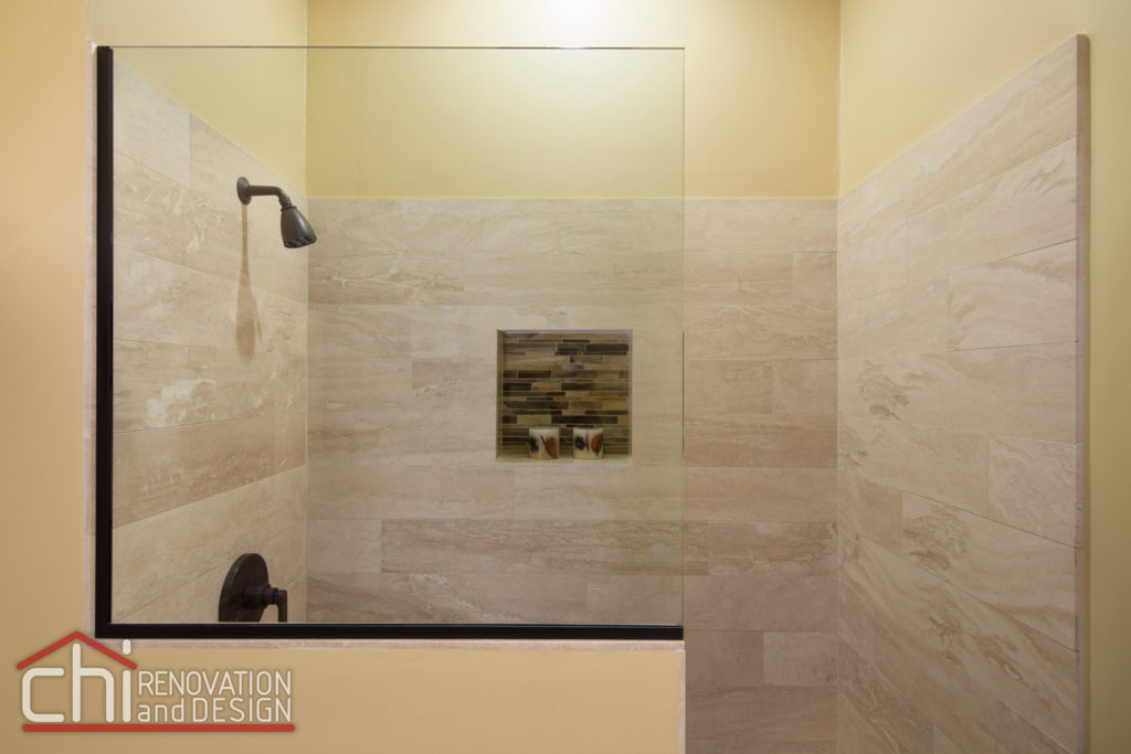 Chicago Old Town Shower Faucet Remodel