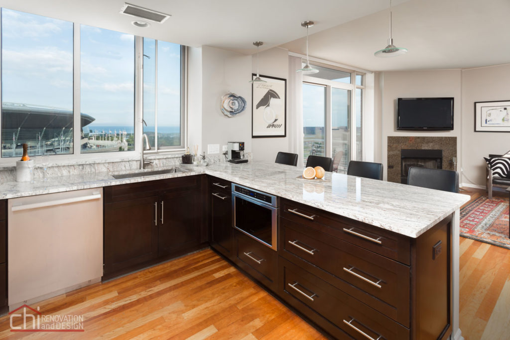 Chicago South Loop Kitchen Remodelers