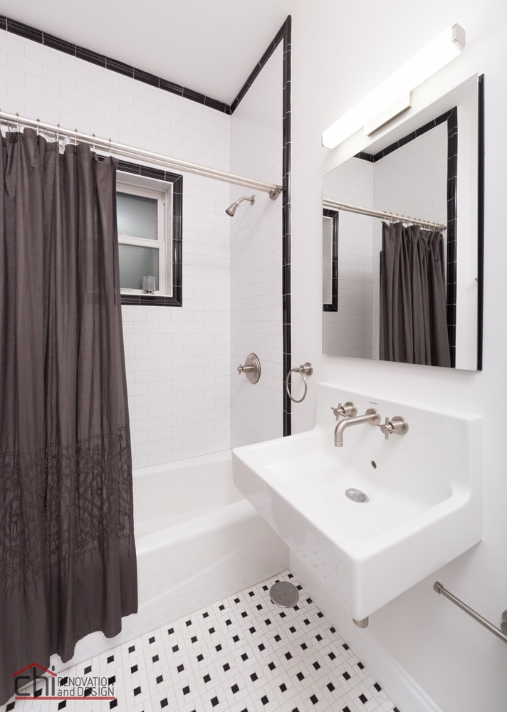 Chicago Vintage Bathroom Builders