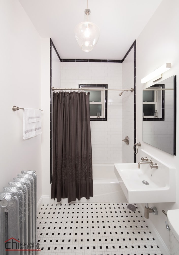 Chicago Vintage Bathroom General Contractors