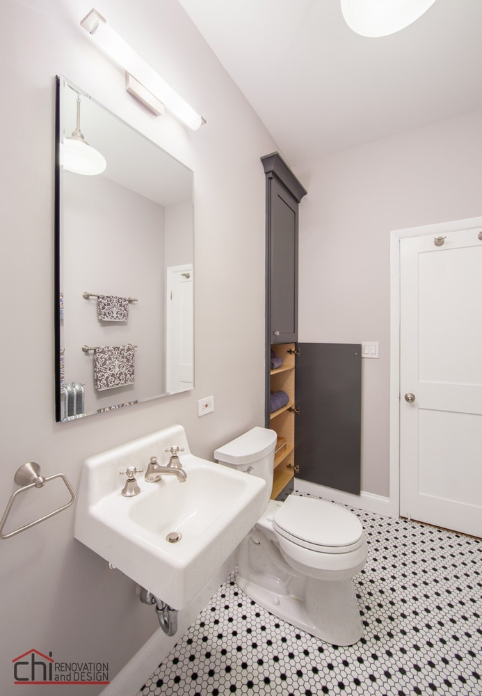 Chicago Vintage Bathroom Remodelers