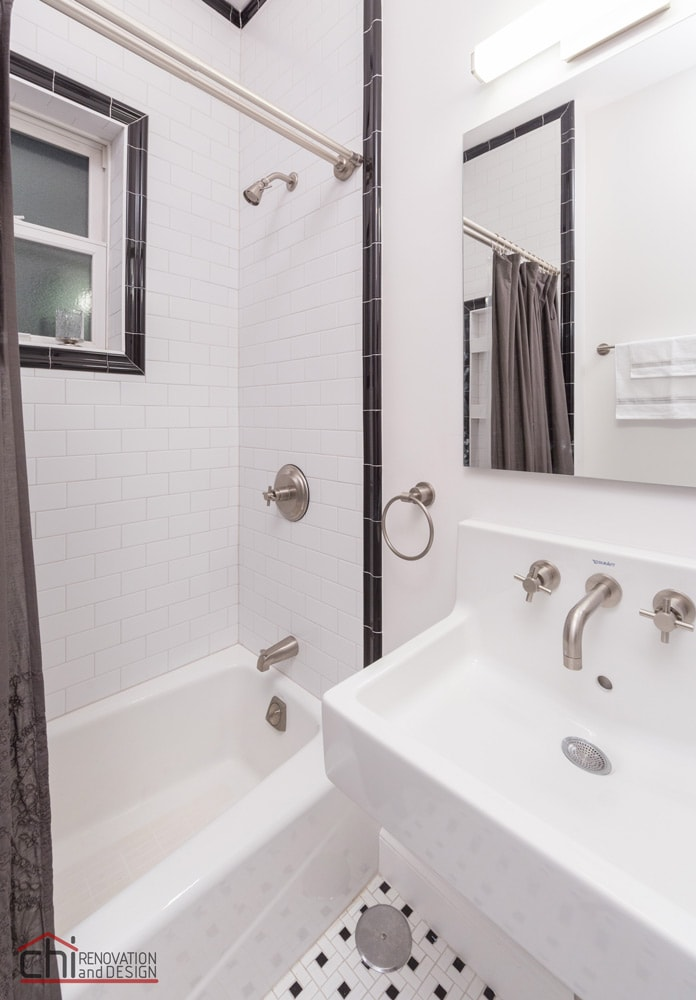 Chicago Vintage Bathtub Remodel