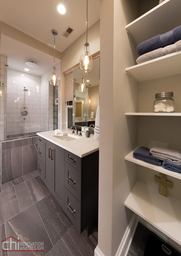 Chicago West Town Bathroom Builders