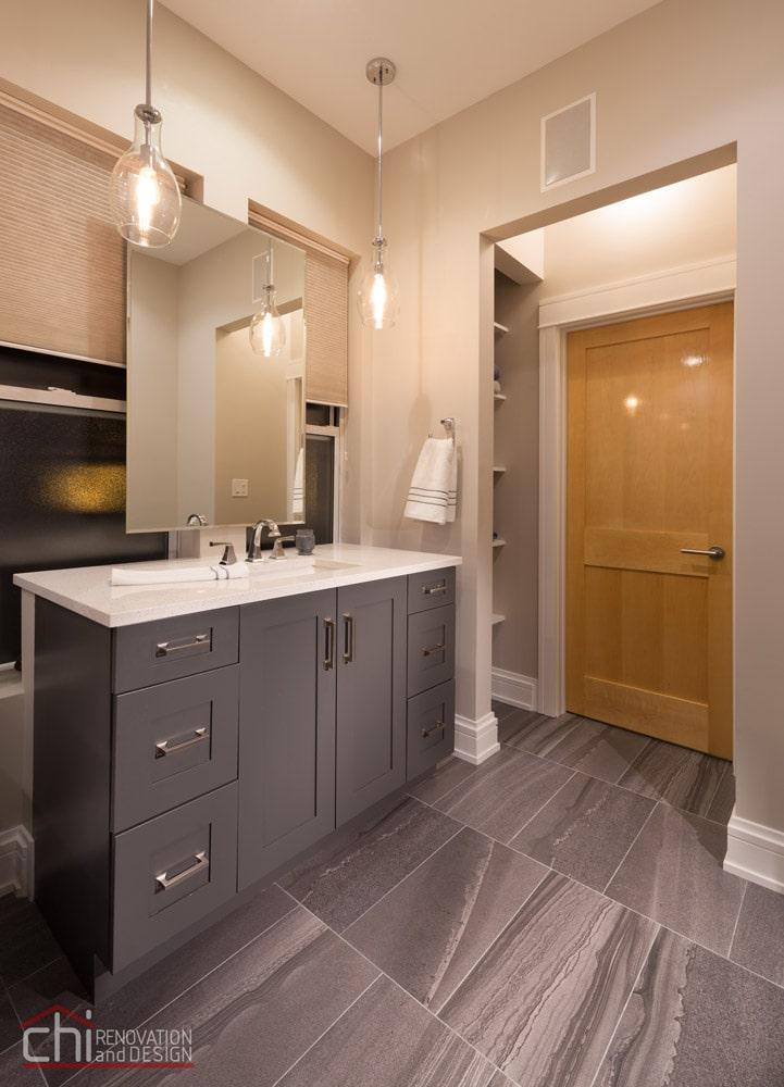 Chicago West Town Bathroom General Contractors