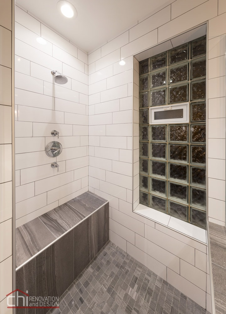 Chicago West Town Bathroom Remodeling