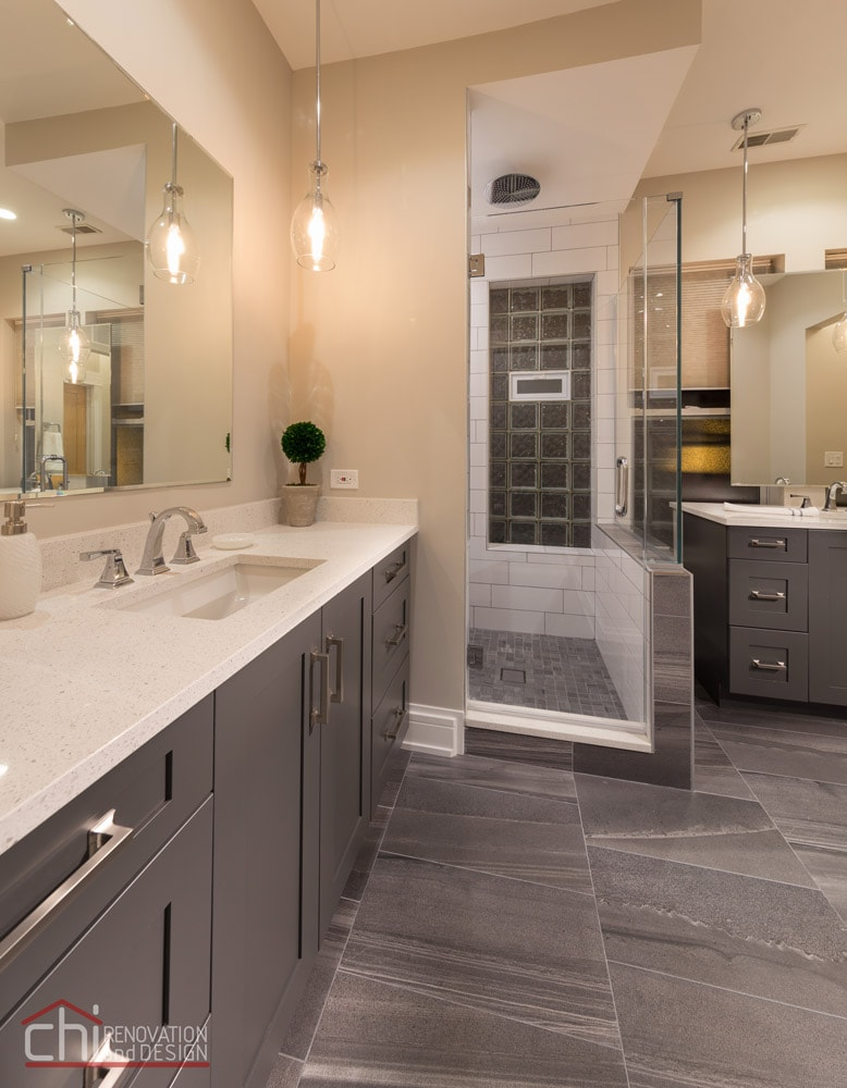 Chicago West Town Sink Remodel