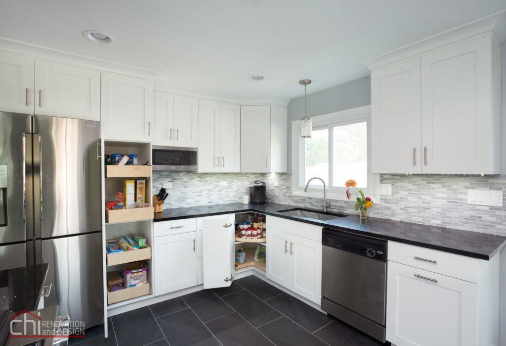 Des Plaines Kitchen Interior Remodeling