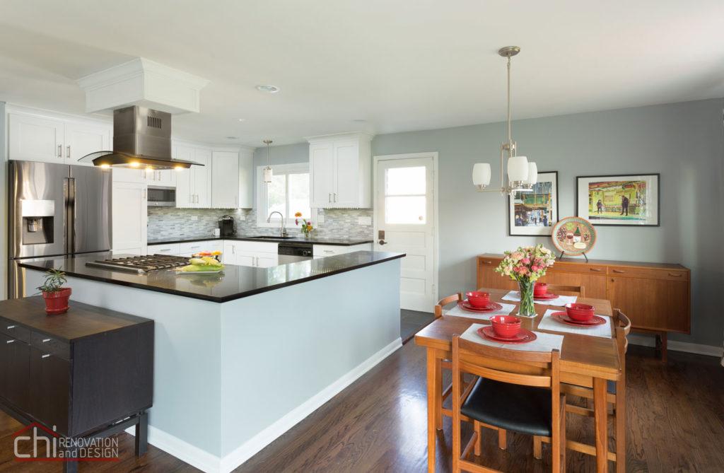 Des Plaines Kitchen Remodeling