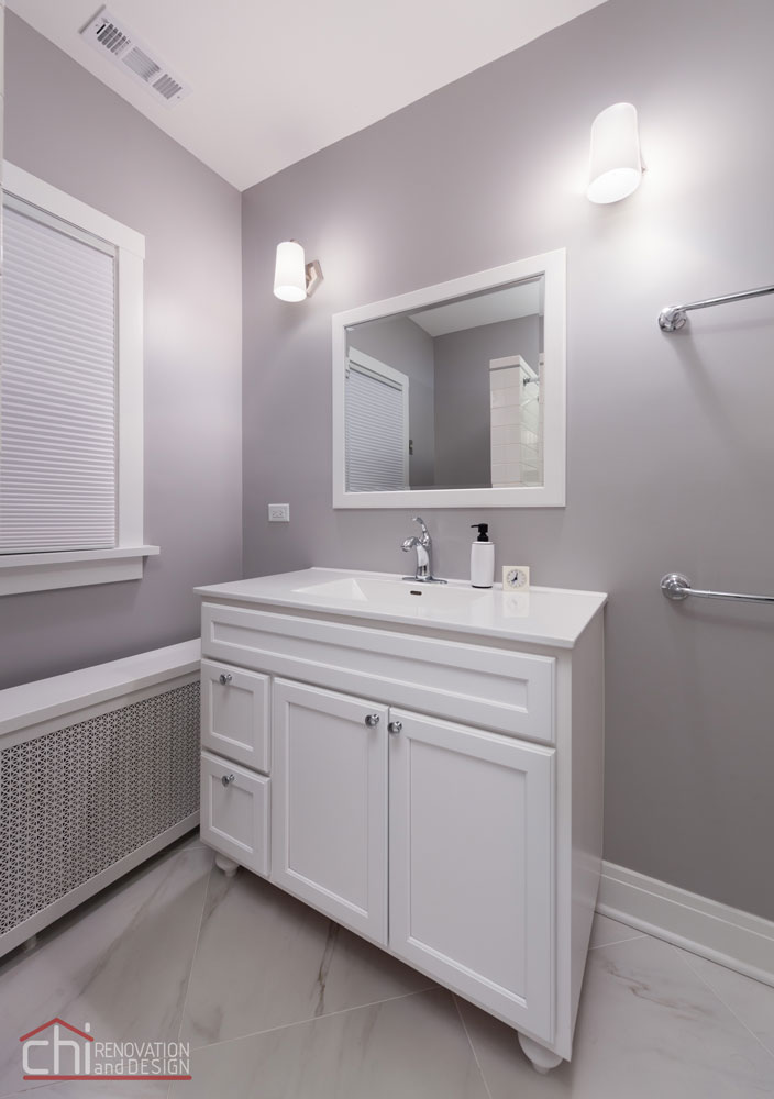 Evanston Ensuite Bathroom Remodel