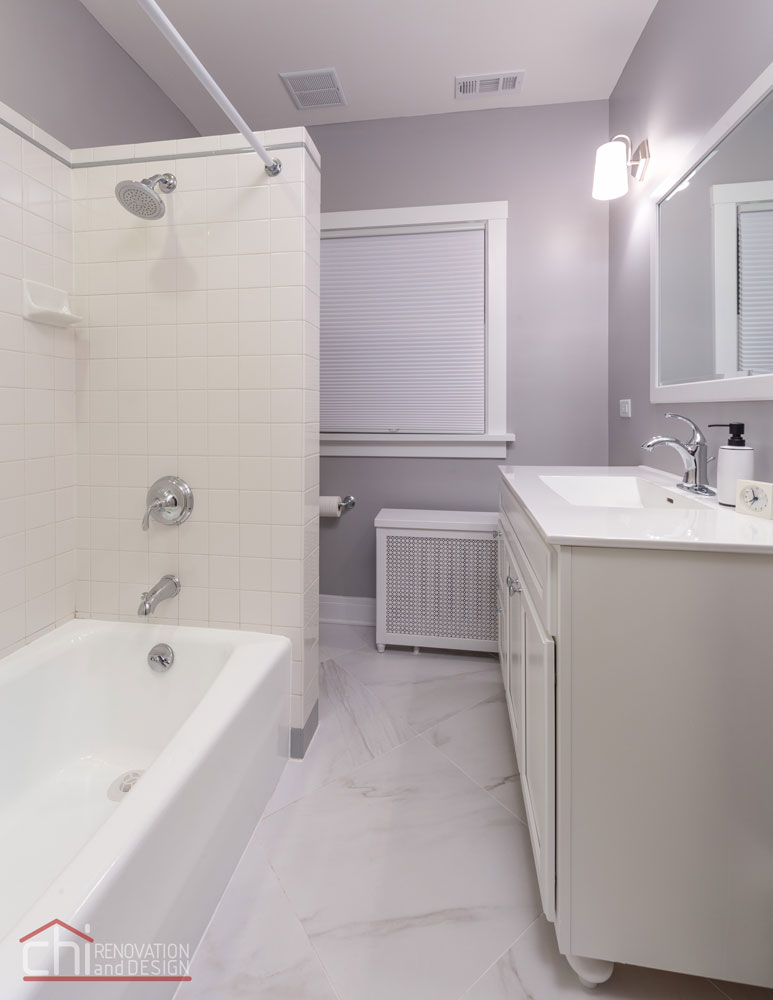 Evanston Ensuite Bathroom Remodelers