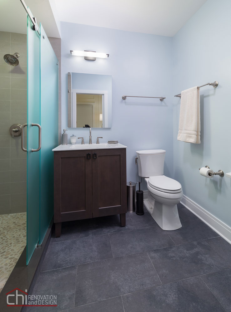 Evanston Ensuite Bathroom Remodeling