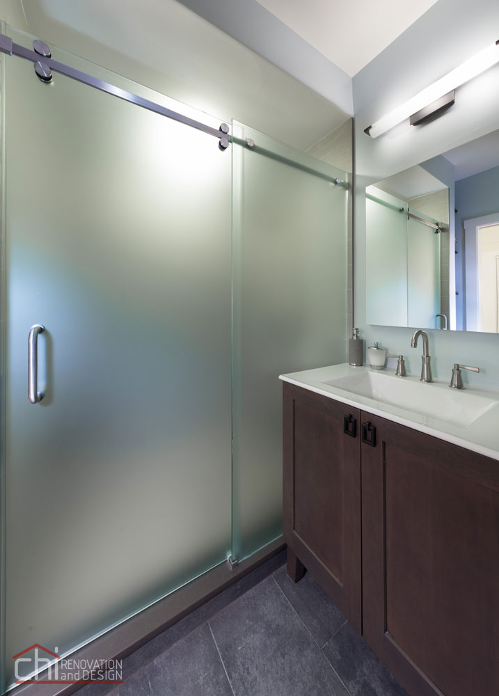 Evanston Ensuite Shower Remodelers