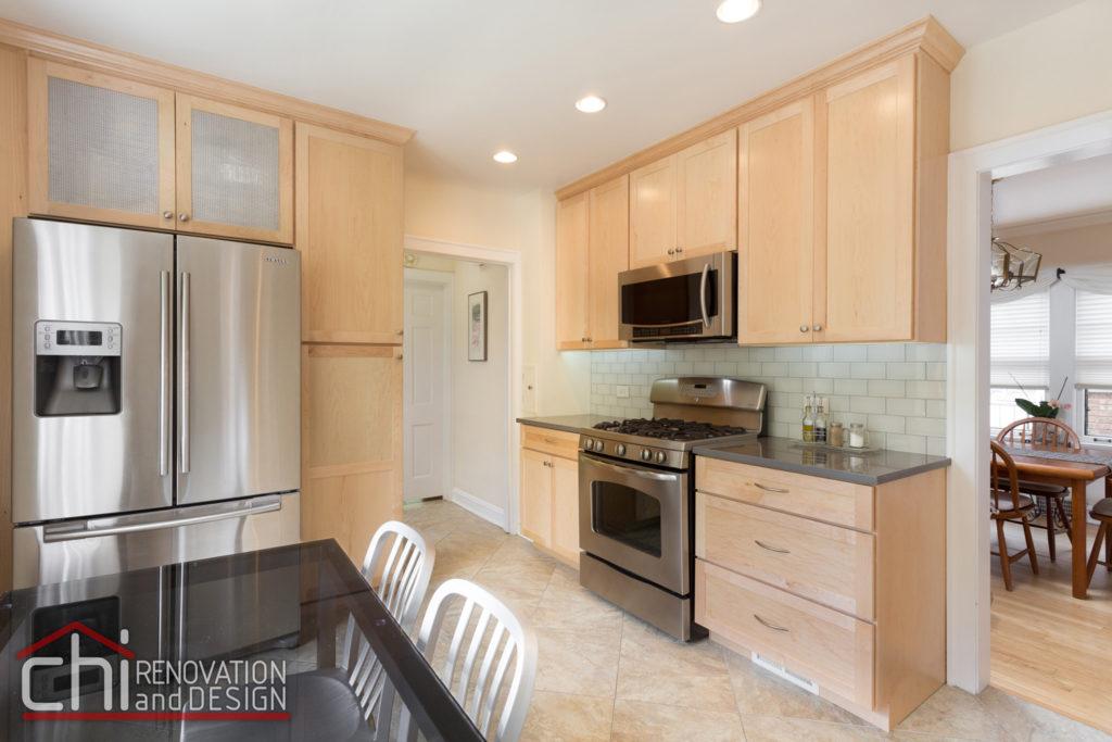 Evanston Kitchen General Contractors