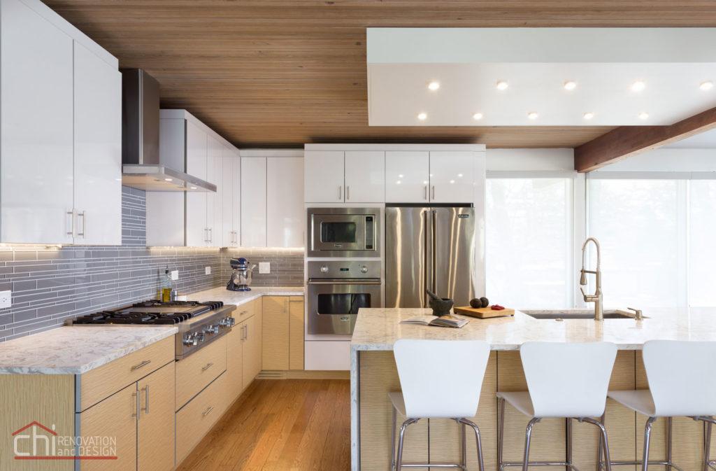 Evanston Kitchen Interior Builders